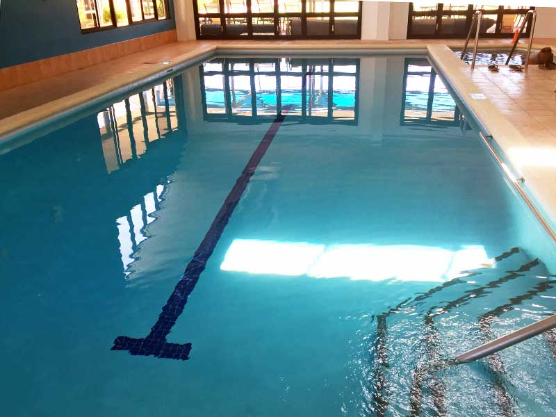 Commercial pool renovation for retirement village Retirement villages with swimming pools